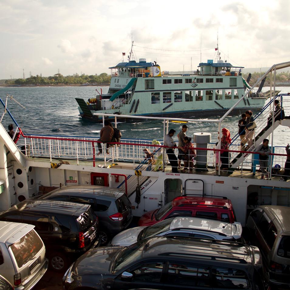 Indian Ocean Ferry Ride