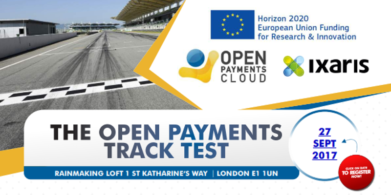 The Open Payments Track Test Event