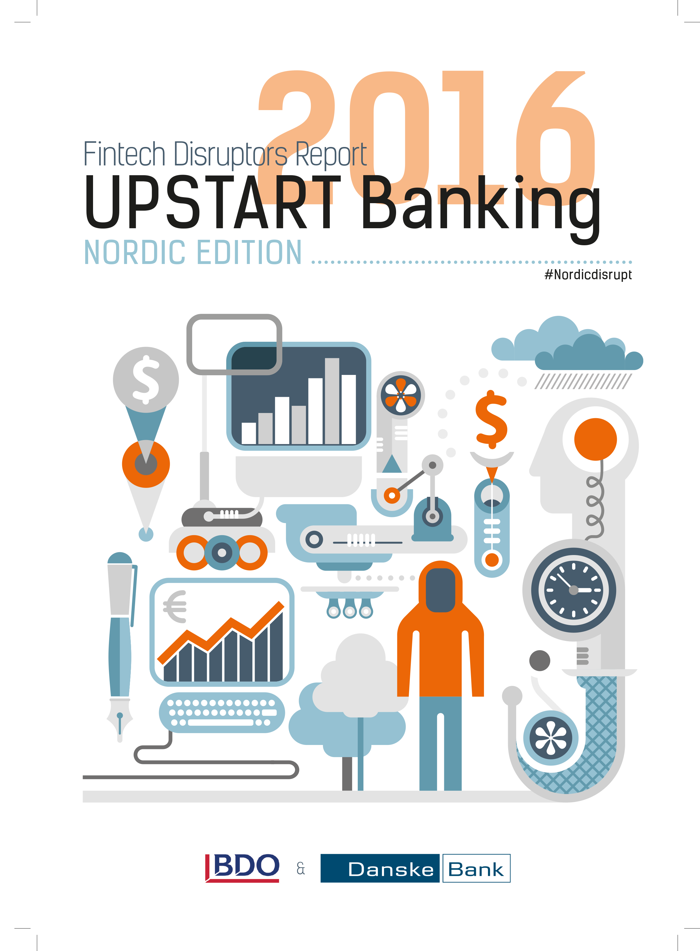 Fintech Disruptors Report - Nordics