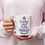 "Thumbnail: Mug ""I can't keep calm I am getting married this year"" personnalisable"