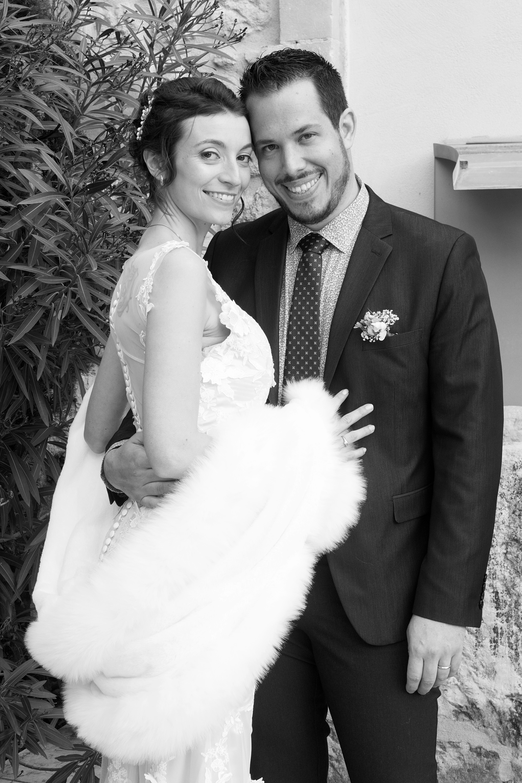 Mariage Alex & Yohan N&B 16