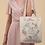 Thumbnail: Tote bag en coton bio pour EVJF - modèle Camille