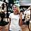 """Thumbnail: T-shirt """"Mademoiselle plus pour longtemps"""" personnalisable"""
