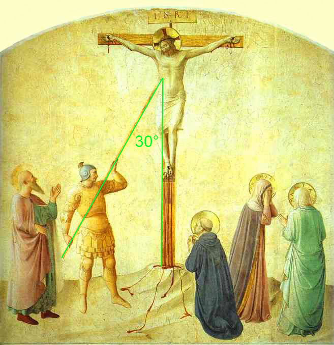 FRA ANGELICO St_Dominique_Christ_soldat_