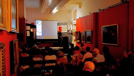 Conférence L'art de la composition au Musée Magnien 2013