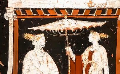 Art grec - Cratère des Niobides - Louvre