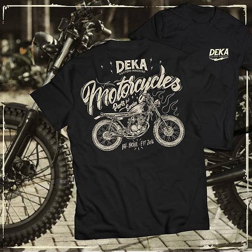 T-Shirt Deka Custom Machine