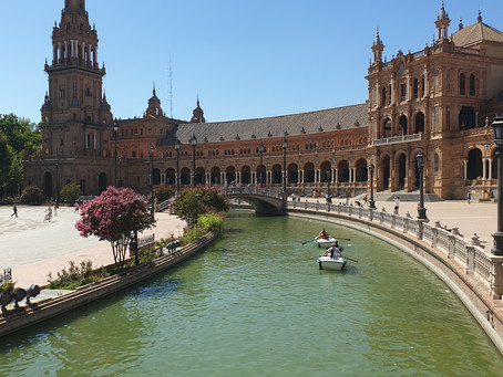 Sevilla! The most beautiful city of the South of Spain
