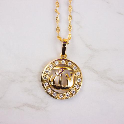 Mini Circle Allah
