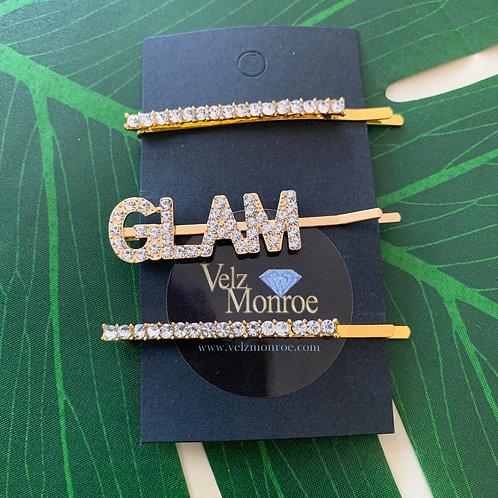 Glam Hair Pin Set