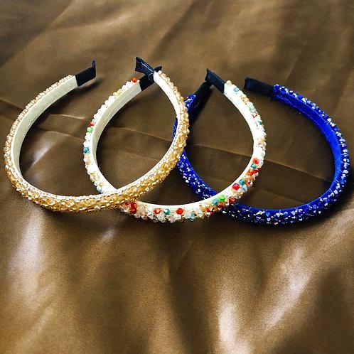 Large Jewel Headband