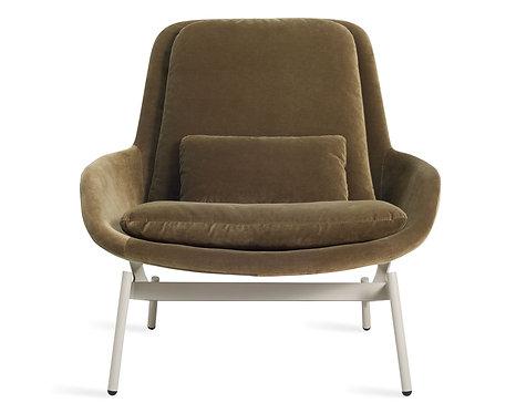 Silla lounge Field Velvet