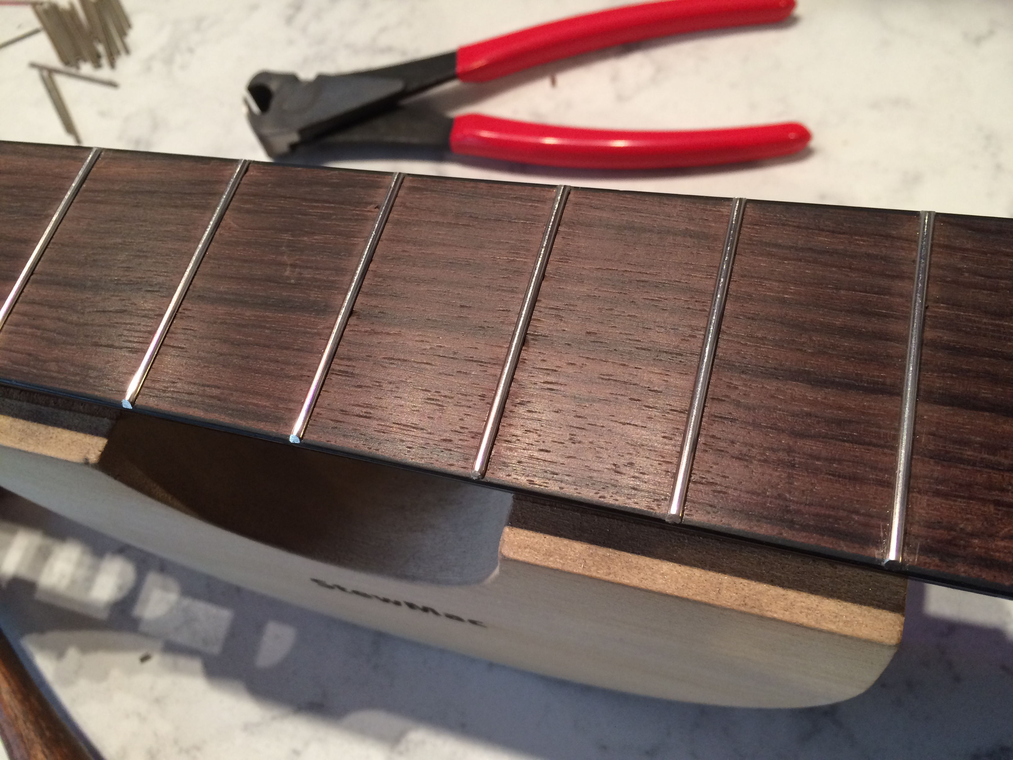 New Frets on Classical Acoustic