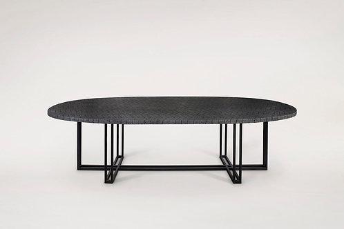 Mesa de comedor Lava Oval