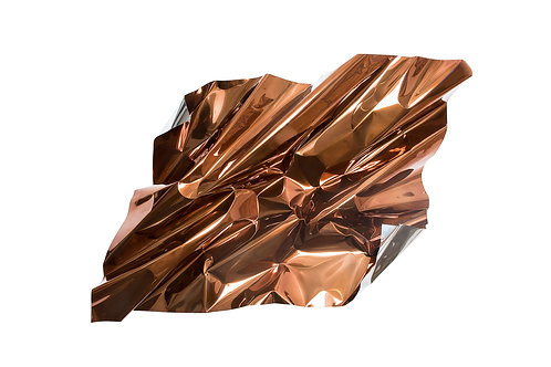 Escultura Steel Mx Copper and Silver