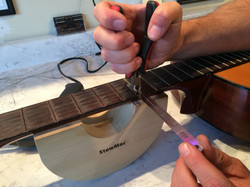 Fret Removal on Classical Acoustic