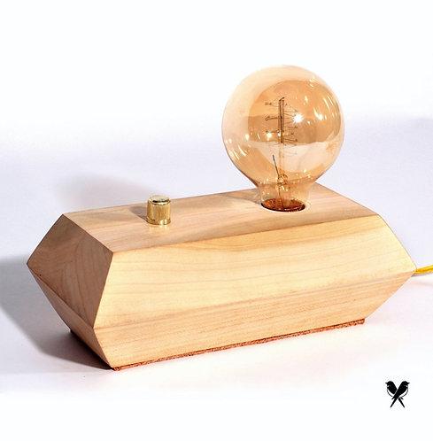 Lámpara de mesa Doble Diamante