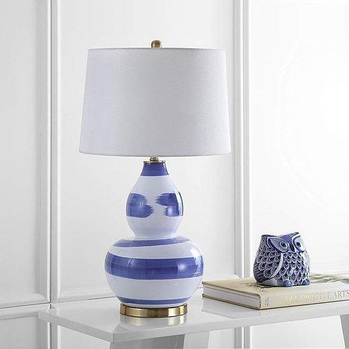 Lámpara de mesa Blue and White