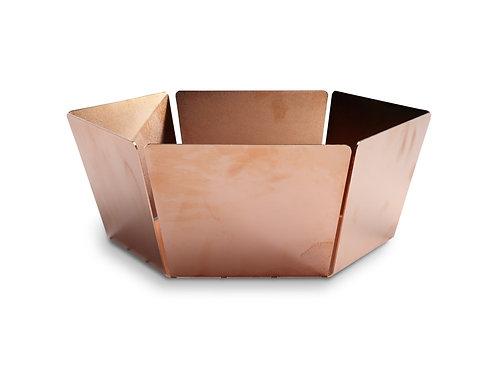 Bowl 2D:3D Mediano Cobre