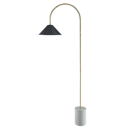 Lámpara de piso Gooseneck