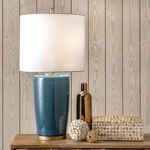 Lámpara de mesa Teal