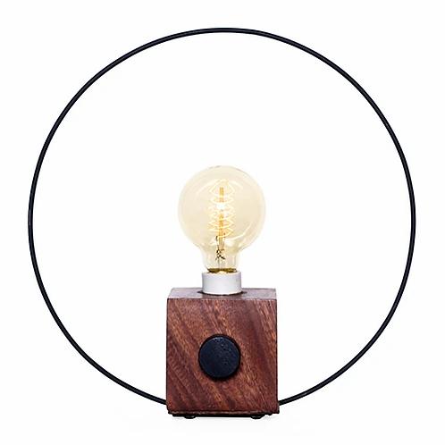 Lámpara de mesa Aura Circular