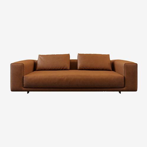 Sofá Wolk Vegan Leather 2 Seater