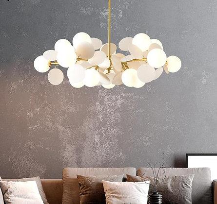Lámpara de techo Bloom (15 bolas)