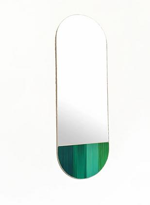 Espejo Vertical Popotillo