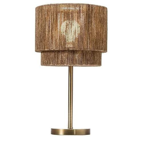 Lámpara de mesa Soho Jute