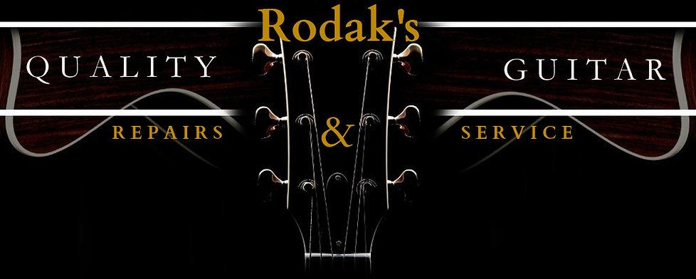 Rodak's Guitar Repair adn Service