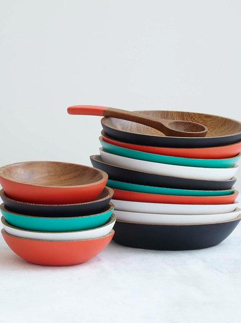 Bowls  de Madera Laqueados