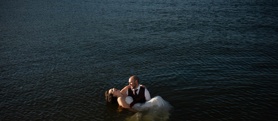 La sesión de fotos, el elemento esencial en una boda