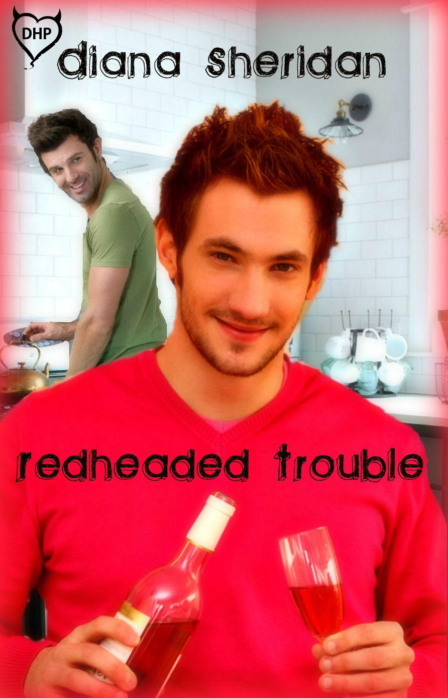 REDHEADED TROUBLE - Diana Sheridan