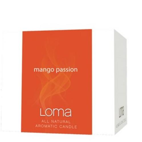 Loma Aromatic Candle - Mango