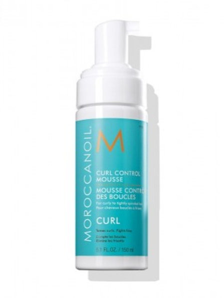 Moroccanoil - Curl Control Mousse 5.1 oz.