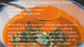 Tomato + Carrot Blend