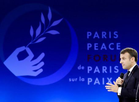 """""""Il faut réinventer la paix"""", dixit Alexandre Munafò"""