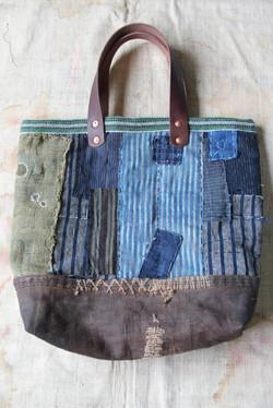 Japanese kaya boro bag