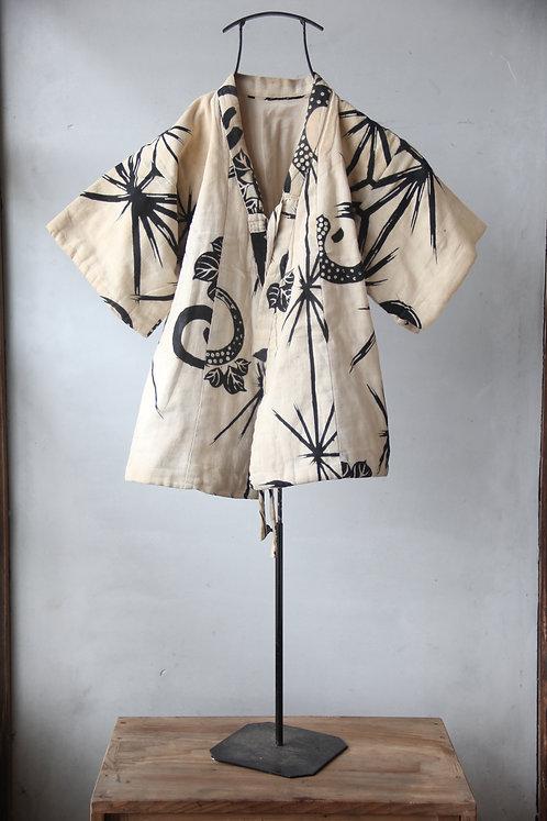 Vintage kimono jacket for kids