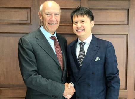 Daren Tang Confirmed as next WIPO Director General