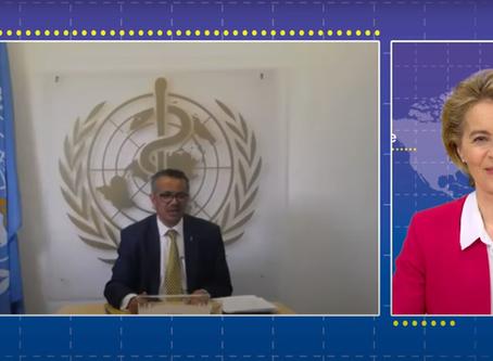 """Hello Geneva, Brussels Calling!""—EU hosts COVID-19 pledging event"