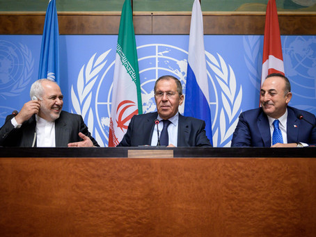 A new world order – on proud display in Geneva