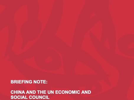 China and the UN: effective investment or undue influence?