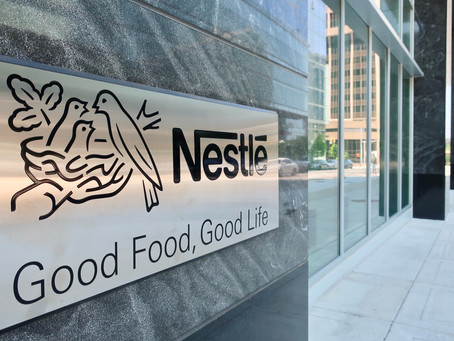 """With 60% of its products """"unhealthy"""", should the WHO Foundation accept Nestlé's donation?"""