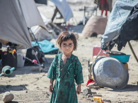 The abandonment of Afghanistan