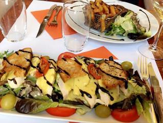 De délicieuses salades chez PoivretSel