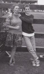 Chris and Han @ Hickstead 1991.jpeg