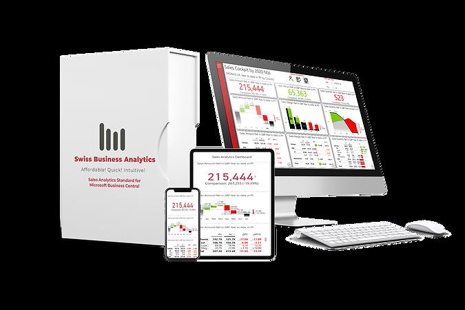 Shop Image Sales Analytics Standard for