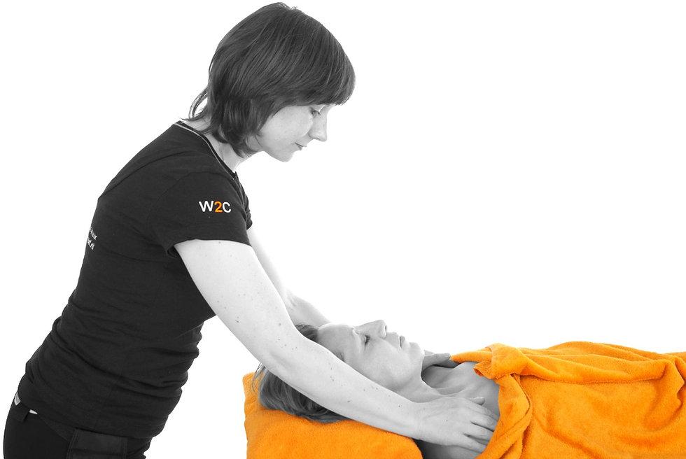 Massage tegen stress in Vught